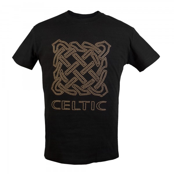 Футболка Celtic со знаком бесконечности жизни