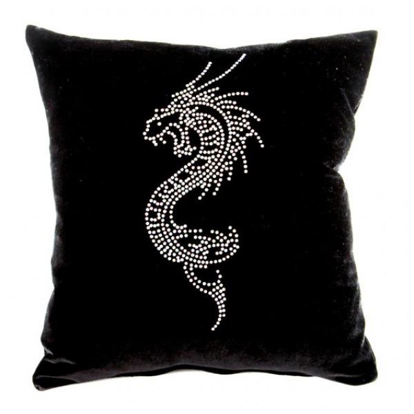 Подушка Голова дракона