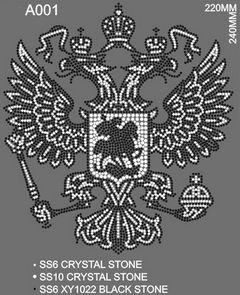 футболка с изображением Герб Российской Федерации