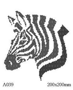 футболка с рисунком Зебра футболки с животными