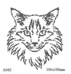 футболка с изображением Пушистый кот футболки с животными