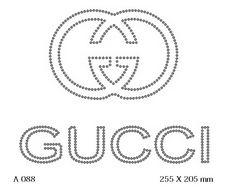 футболка с рисунком Логотип «Gucci»