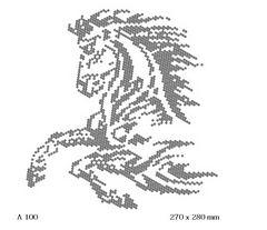 футболка с изображением Мчащийся конь