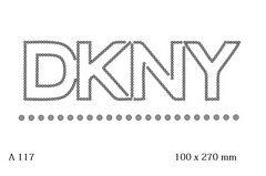 футболка с рисунком DKNY