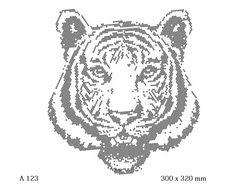 футболка с изображением Голова амурского тигра футболки с животными
