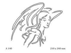 футболка с изображением Девушка с крыльями