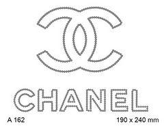 футболка с изображением Символ Chanel